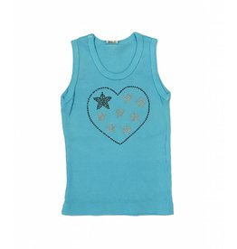 Small Change Stars In Heart Tank