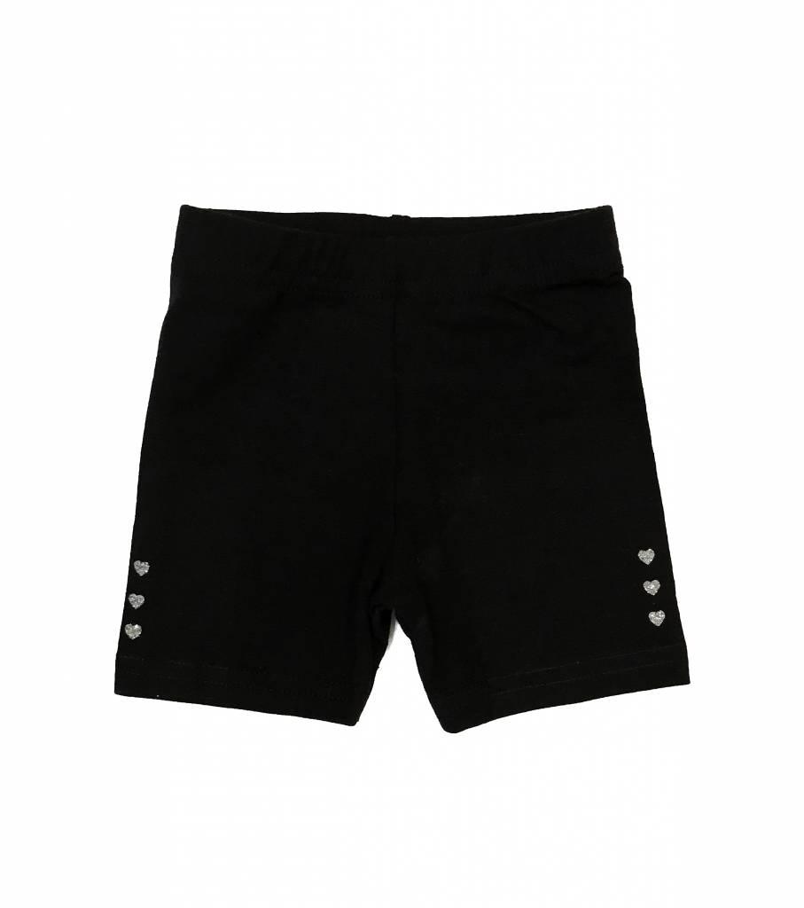 Small Change Heart Bike Shorts