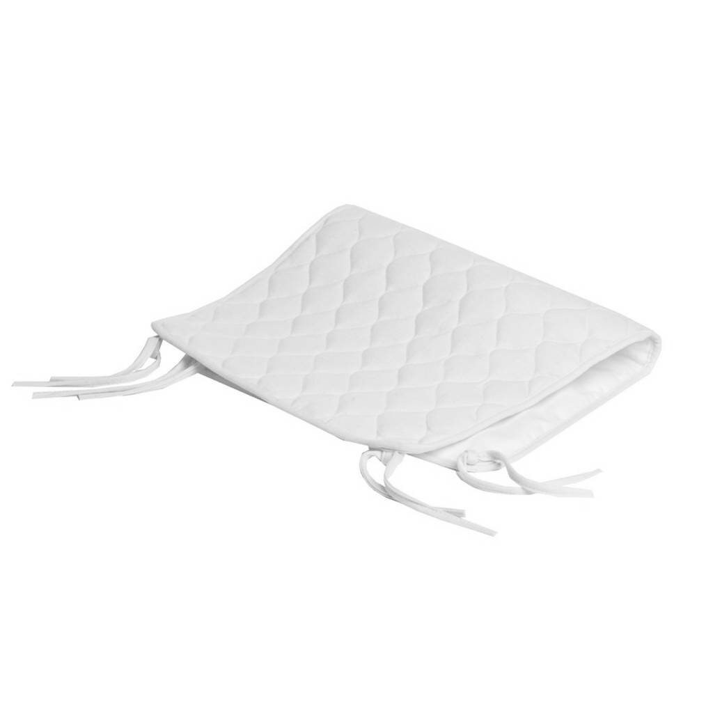 Royal Mark Crib Bib / Sheet Saver (4 colors)