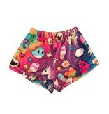 I Dream of Unicorn Plush Lounge Shorts