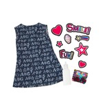 American Girl Dress Design Set