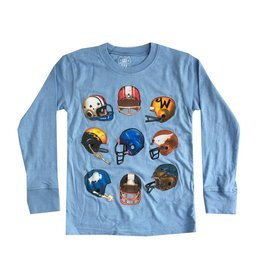 Wes & Willy Multi Helmets Infant Top