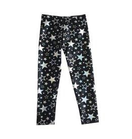 Dori Creations Silver Stars Legging