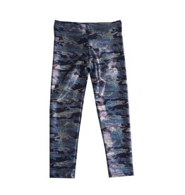 Dori Creations Shiny Camo Legging