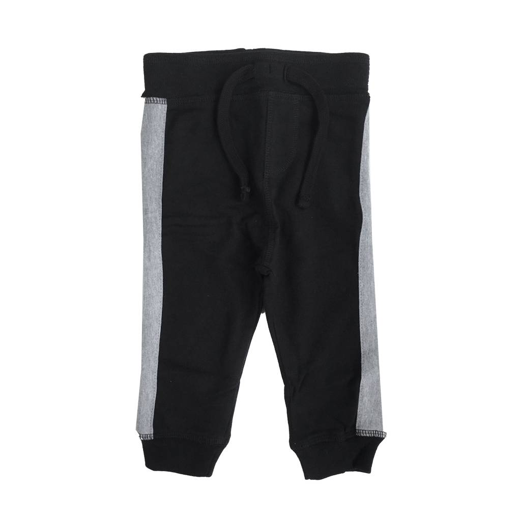 Mish Side Stripe Infant Jogger Pant