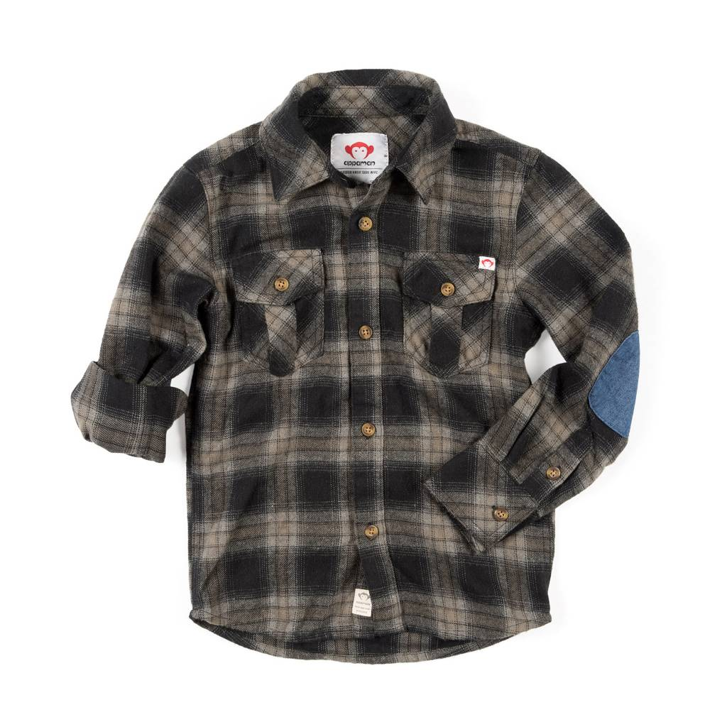 Appaman Vintage Plaid Flannel Shirt