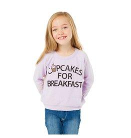 Chaser Cupcakes for Breakfast Sweatshirt
