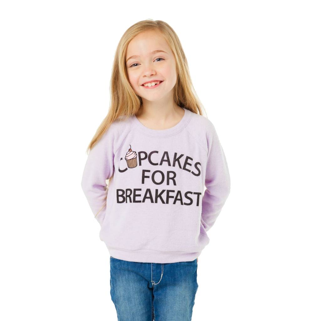 Chaser Cupcakes for Breakfast Sweatshirt