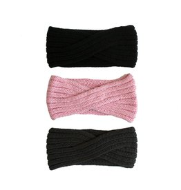 2 H Knits Knitted Headband