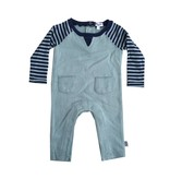 Splendid Striped Onesie Raglan