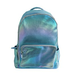 Bari Lynn Iridescent Backpack