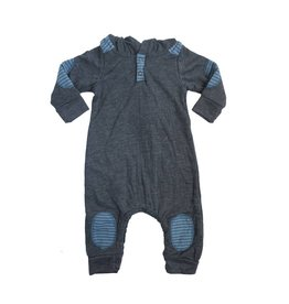 Miki Miette Hooded Romper