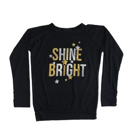 Shine Bright Raglan