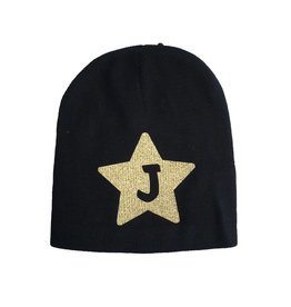 Custom Gold Initial Star Hat
