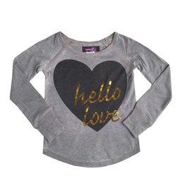 Sparkle Hello Love Top