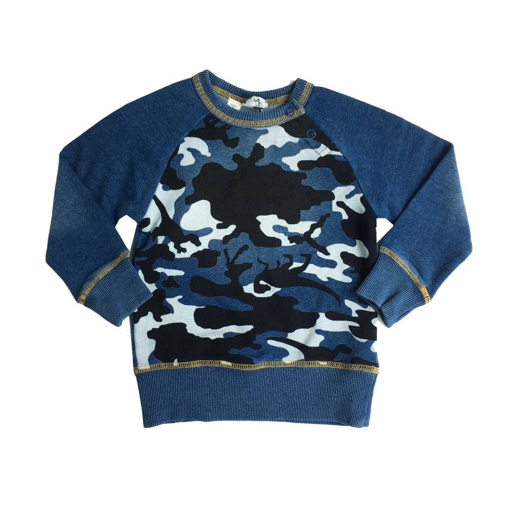 Bit'z Kids Infant Camo Sweatshirt