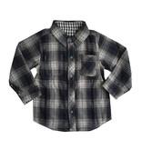 Bit'z Kids Reversible Flannel
