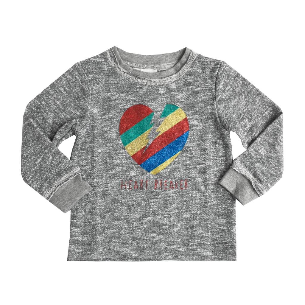 Bit'z Kids Heartbreaker Infant Sweatshirt