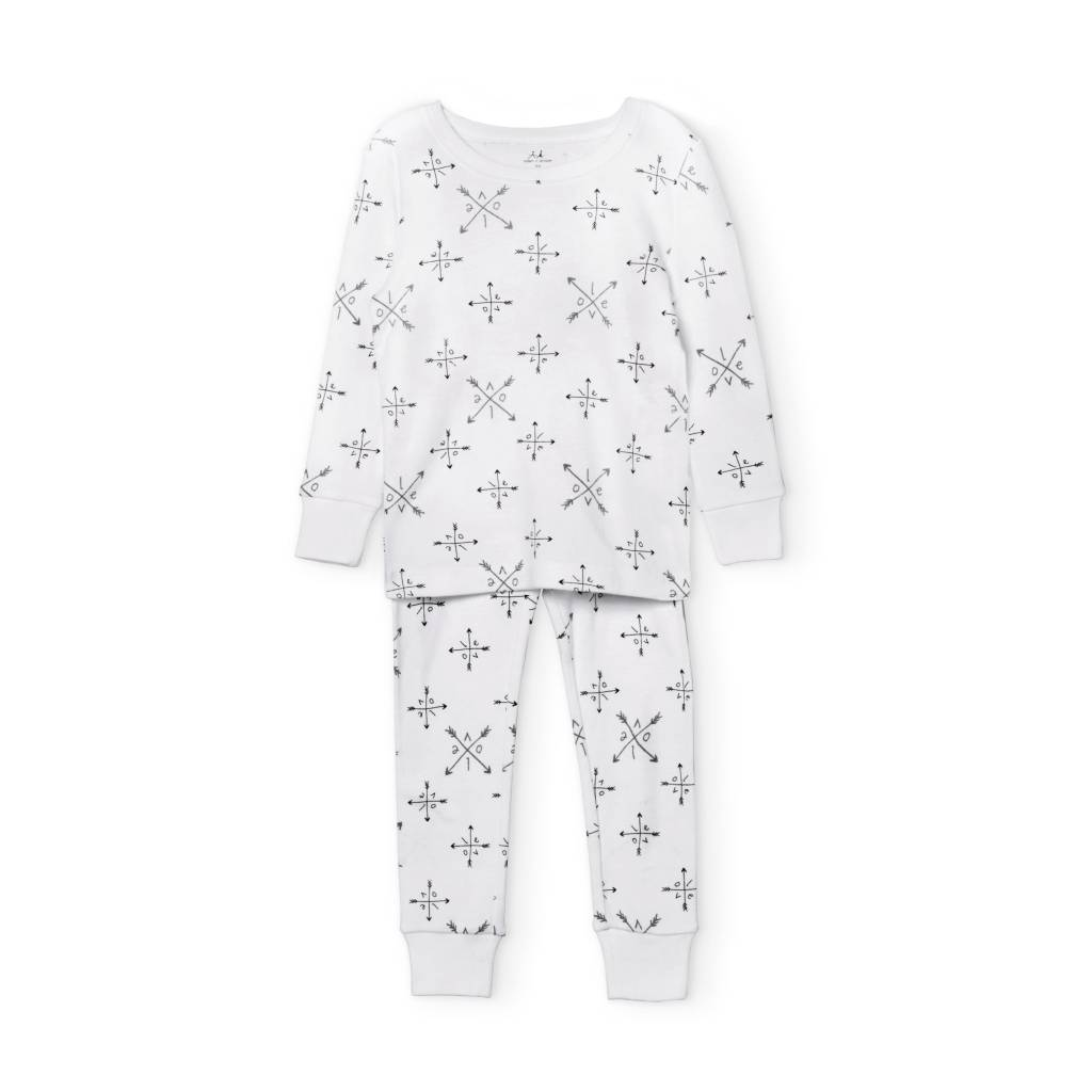 Aden & Anais Love Arrows PJ Set