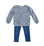 AG Infant Stars Sweatshirt & Jeans Set