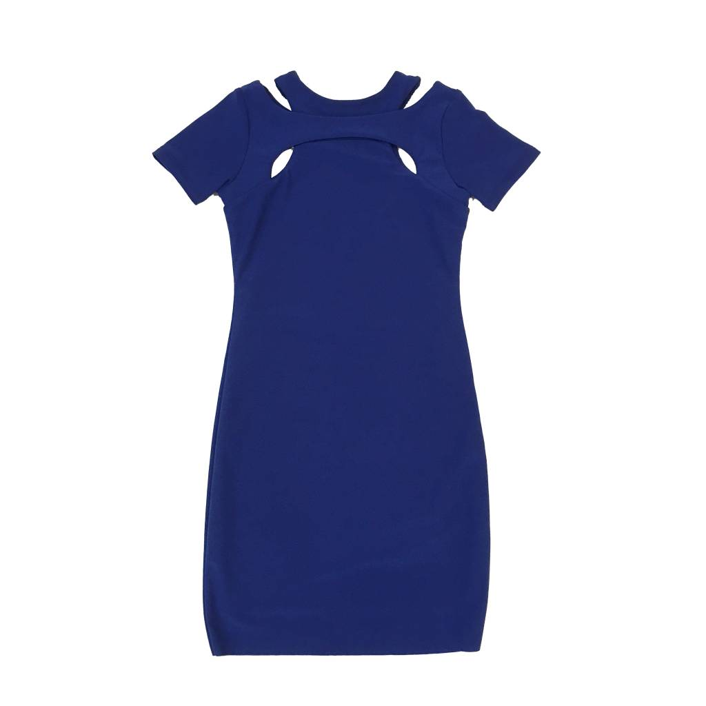 Cheryl Kids Cross Front Dress