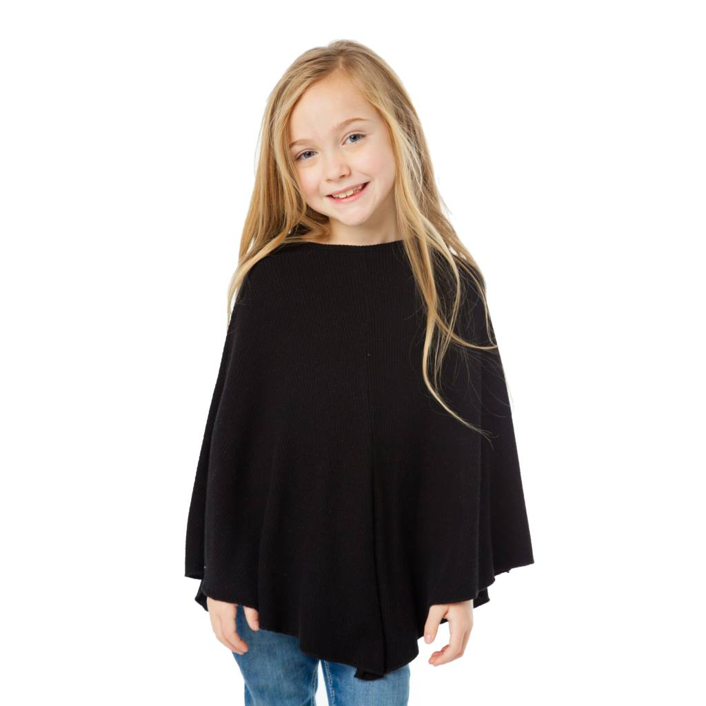 Chaser Ribbed Lightweight Poncho