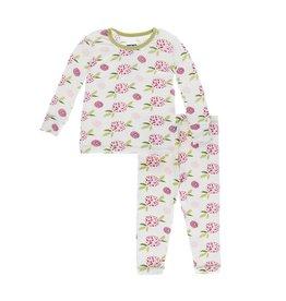 Kickee Pants Marigold Pajama Set