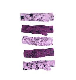 Pink Peony Assorted Knot Headbands