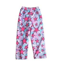 Love & Kisses Swirly Stars Plush Pant
