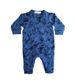 Miles Baby Marbled Playsuit