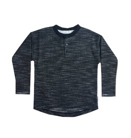 Miles Baby Infant Knit Henley