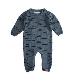 Miles Baby Sweater Knit Playsuit