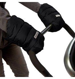 7am Enfant Black Warmmuff Stroller Hand Muffs