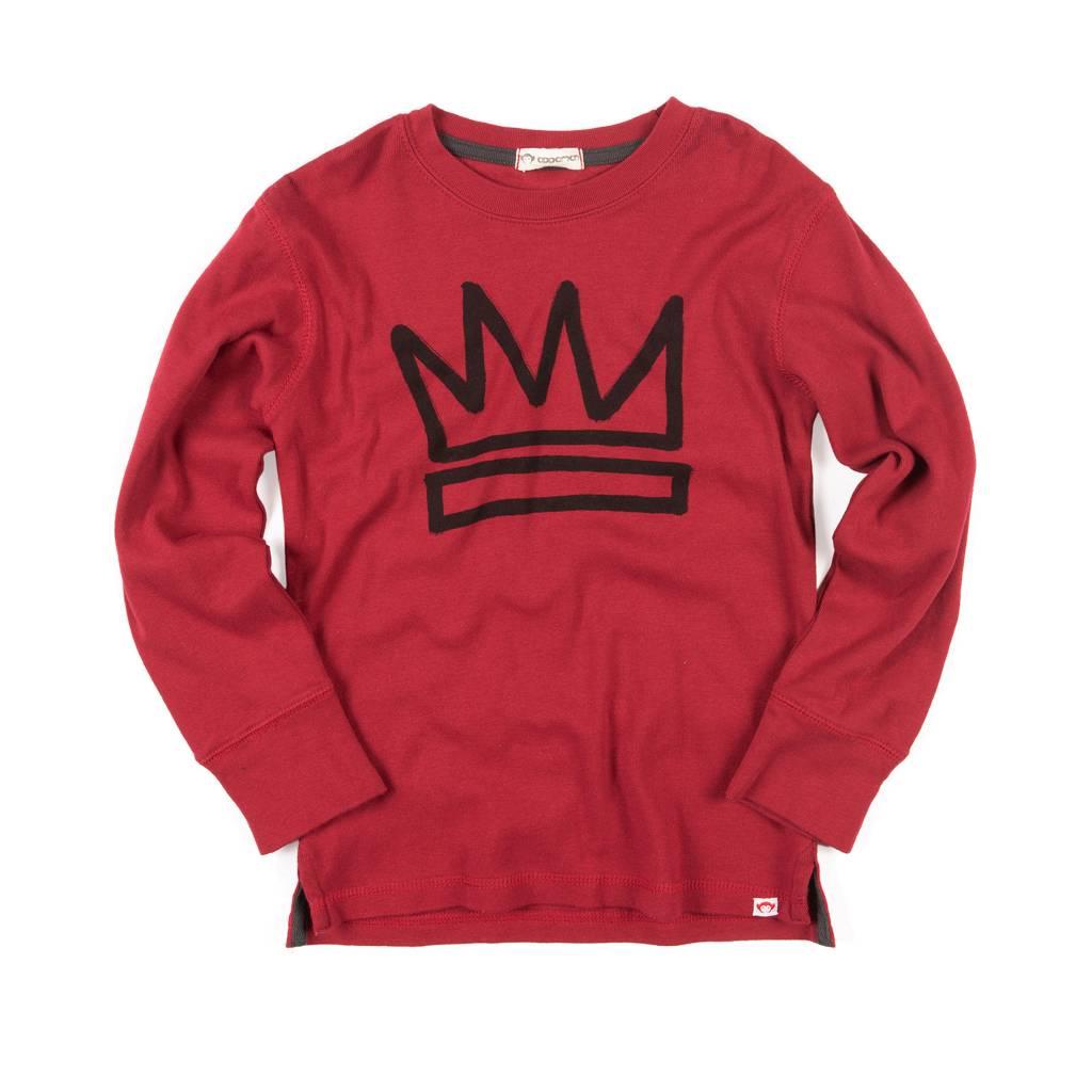 Appaman King Crown Infant Top