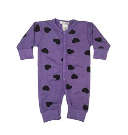 Little Mish Hearts Thermal Coverall