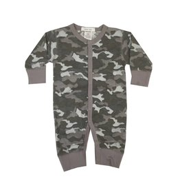 Little Mish Camo Thermal Coverall