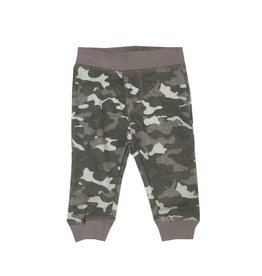 Little Mish Grey Camo Thermal Pant