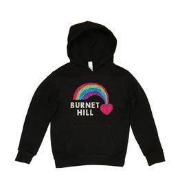 Custom School Rainbow Hoodie