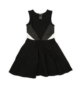 Sally Miller Black Combo Dress