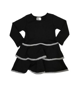 Nano Cozy Tiered Infant Dress