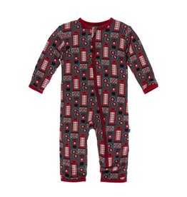 Kickee Pants Life About Town Coverall