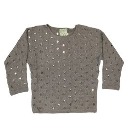 Kiddo Sweater with Holes
