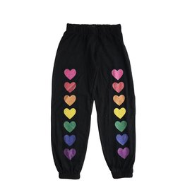 Firehouse Rainbow Hearts Sweatpant