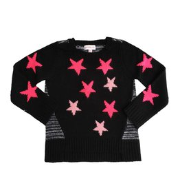 Design History Stars Knit Sweater