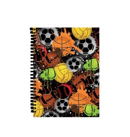 Graffiti Sports 3D Journal