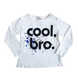 Joah Love Cool Bro Splatter Infant Top