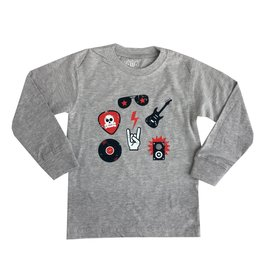 Rock and Roll Icons Top