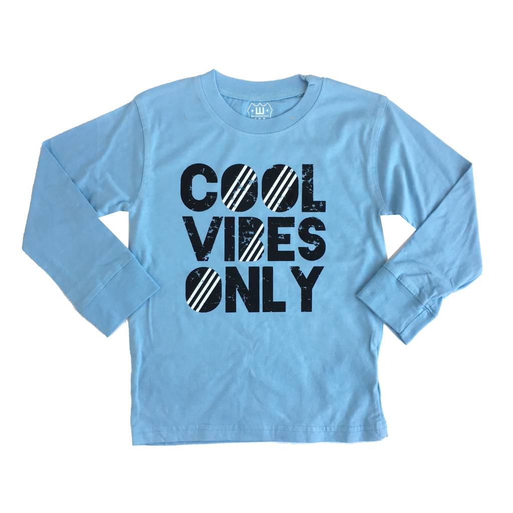 Cool Vibes Only Top