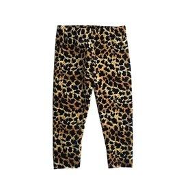 Dori Creations Infant Leopard Velour Legging