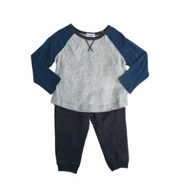 Splendid Raglan Top Set